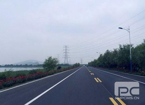 杞县经四路北段新建道路工程